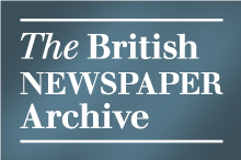 Logo The British Newspaper Archive