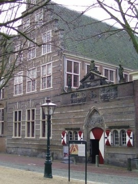 The former Weeshuis in Leiden