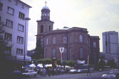 Paulskirche, Frankfurt am Main