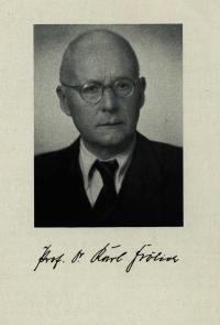 Image of Karl Frölich, 1952 - Sammlung Frölich, Frankfurt am Main