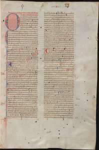 Cambridge Uniersity Library, ms. Ff 3.18,fol. 1r