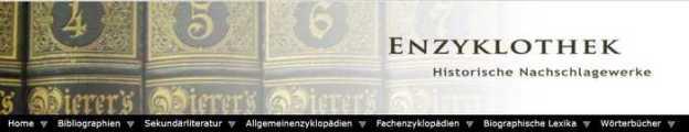 Banner Enzyklothek