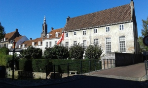 Photo of the Bollenburg house, Amersfoort